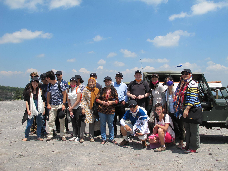 2012 YRS Field trip 1